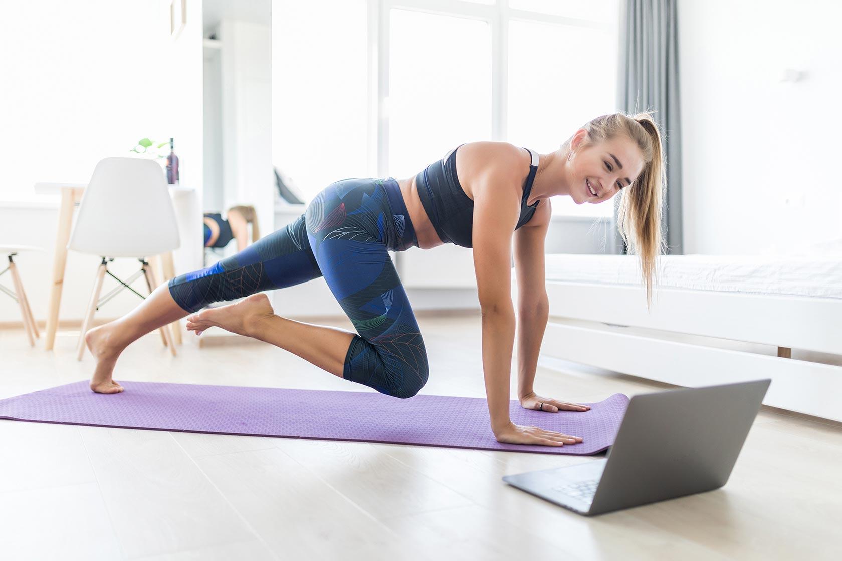 Partnerkurs Fitness-Workouts Onlinekurs